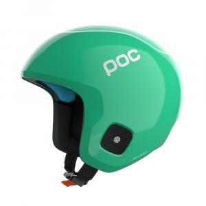 Lyžiarska prilba POC Skull Dura X SPIN emerald/green