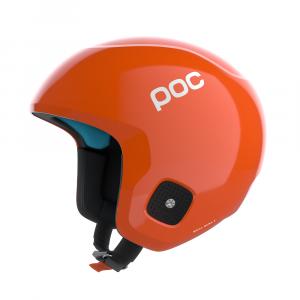 Lyžiarska prilba POC Skull Dura X SPIN fluorescent orange