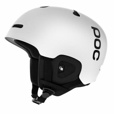 Lyžiarska prilba POC Auric Cut Communication matt white