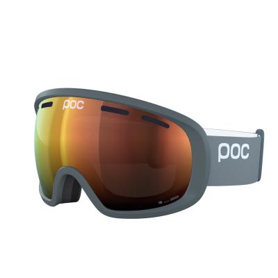 Lyžiarske okuliare POC Fovea Clarity pegasi grey/Spektris Orange