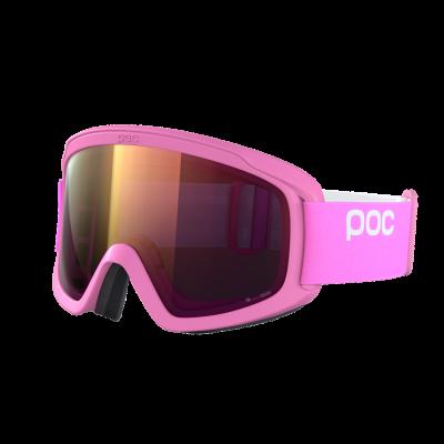 Lyžiarske okuliare POC Opsin Clarity actinium pink/spectris orange