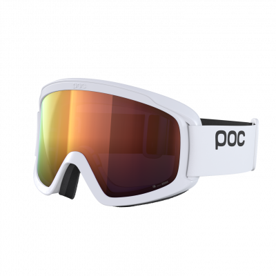 Lyžiarske okuliare POC Opsin Clarity hydrogen white/spectris orange