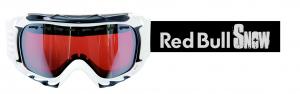 Lyžiarske okuliare Casco RedBull AX-60 Polarized white