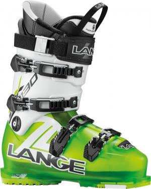 Lyžiarky Lange RX 130 tr.lime/white