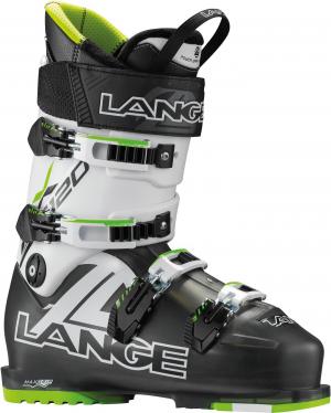 Lyžiarky Lange RX 120 tr.black/white