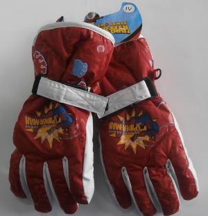Detské lyžiarske rukavice Spiderman gloves junior
