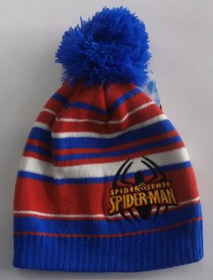 Lyžiarska čiapka Beanie Spiderman Web