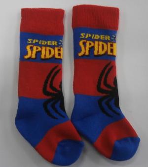 Lyžiarske termoponožky SOCKS SPIDERMAN 2 PACK BASIC WEB