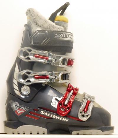 Dámske lyžiarky BAZÁR Salomon Iron 4 220