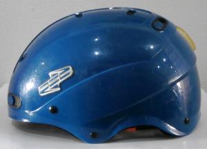 Lyžiarska prilba BAZÁR Decaf Blue 60