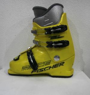 Detské lyžiarky BAZÁR Fischer Race Junior 250