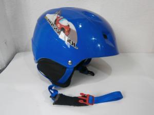 Lyžiarska prilba BAZÁR Rossignol blue Car 56-58