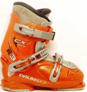 Detské lyžiarky BAZÁR Dalbello CX R3 235