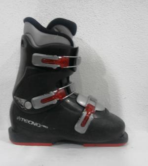 Detské lyžiarky BAZÁR Tecno Pro Black 235