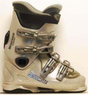 Dámske lyžiarky BAZÁR Dolomite Matrix 255