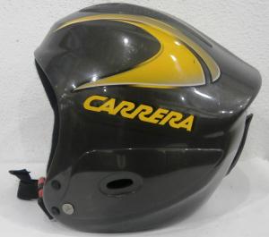 Lyžiarska prilba BAZÁR Carrera Grey 53