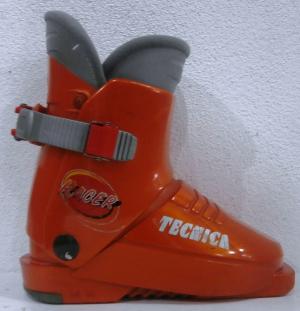 Detské lyžiarky BAZÁR Tecnica Racer 1 155