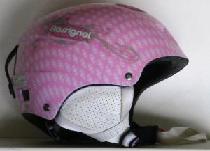 Lyžiarska prilba BAZÁR Rossignol Comp J Pink 50