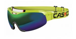 Lyžiarske okuliare Casco Spirit Carbonic green