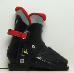 Detské lyžiarky BAZÁR Nordica Super 0,1 155