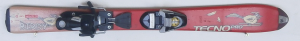 Detské lyže BAZÁR Tecno Pro Birdy 80cm