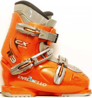 Detské lyžiarky BAZÁR Dalbello CX Equipe 235
