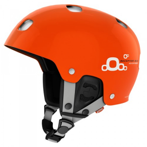Lyžiarska prilba POC Bug Adjustable 2.0 Iron Orange