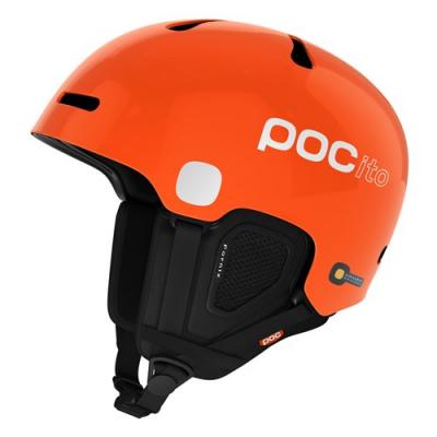 Detská lyžiarska prilba POCito Fornix POCito Orange