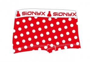 Lyžiarske termospodky Sionyx HappyDots Short