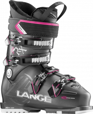 Lyžiarky Lange RX 90 W anthracite-magenta