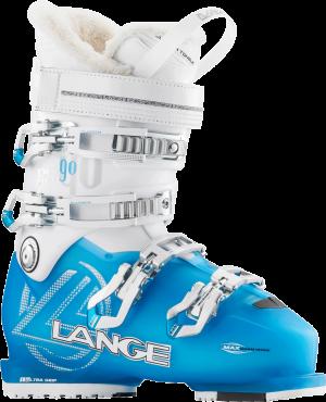 Lyžiarky Lange SX 90 W tr. blue white