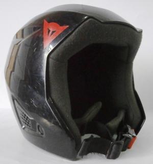Lyžiarska prilba BAZÁR Dainese Black 56 ec3ff0276d0