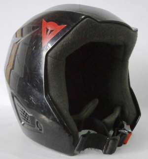 Lyžiarska prilba BAZÁR Dainese Black 56