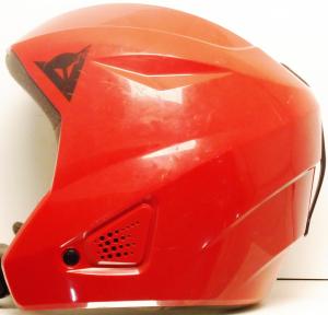 Lyžiarska prilba BAZÁR Dainese Red 54 a1976f81cfe