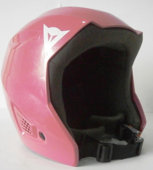 Lyžiarska prilba BAZÁR Dainese Pink 56