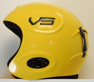 Lyžiarska prilba BAZÁR V5 Yellow 52