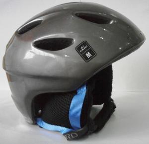 Lyžiarska prilba BAZÁR Giro Silver/ Blue M
