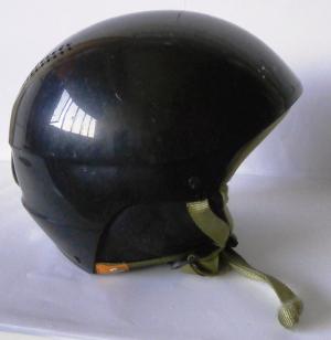Lyžiarska prilba BAZÁR Head Black L