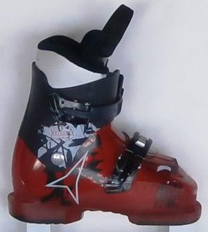 Detské lyžiarky BAZÁR Atomic Redster 195