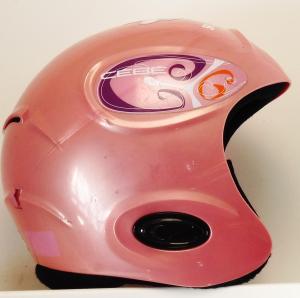 Lyžiarska prilba BAZÁR Cebe Pink 56