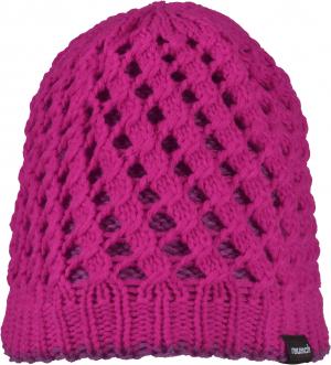 Lyžiarska čiapka Reusch Kim Beanie Hot pink/ Meow