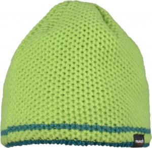 Lyžiarska čiapka Reusch Erim Beanie Neon Green