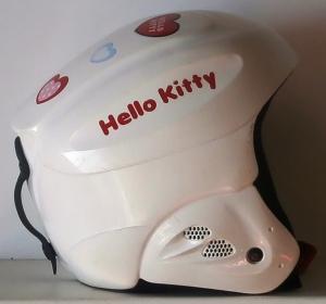 Lyžiarska prilba BAZÁR Head Hello Kitty 50