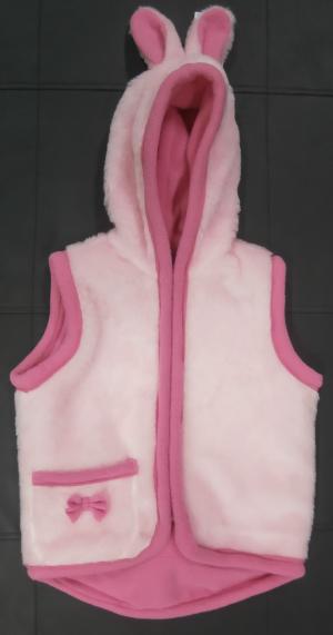 Elon Vesta Pink Bunny