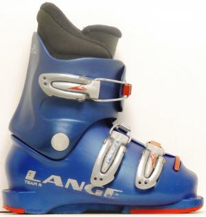 Detské lyžiarky BAZÁR Lange Team R 180