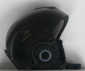 Lyžiarska prilba BAZÁR No Name Black Hawk 58-60