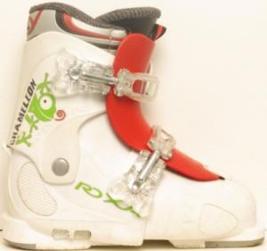 Detské lyžiarky BAZÁR Roces Red 180-210