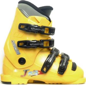 Detské lyžiarky BAZÁR Dolomite J82 250