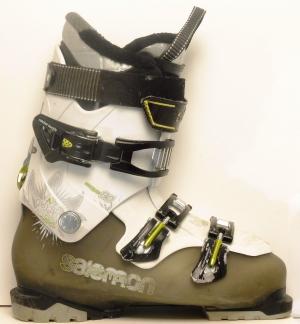 Dámske lyžiarky BAZÁR Salomon Quest Access 275 19a6dc3941a