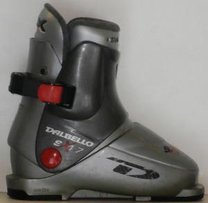 Detské lyžiarky BAZÁR Dalbello SX 17 185